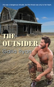 The Outsider, by Galia Ryan: A Dashing Drifter Meets a Restless Policewoman
